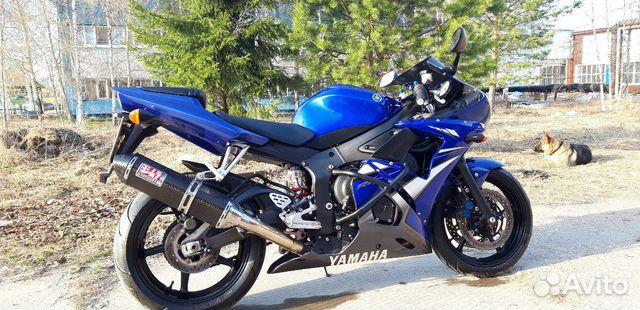 Yamaha YZF-R6  89822103668 купить 1