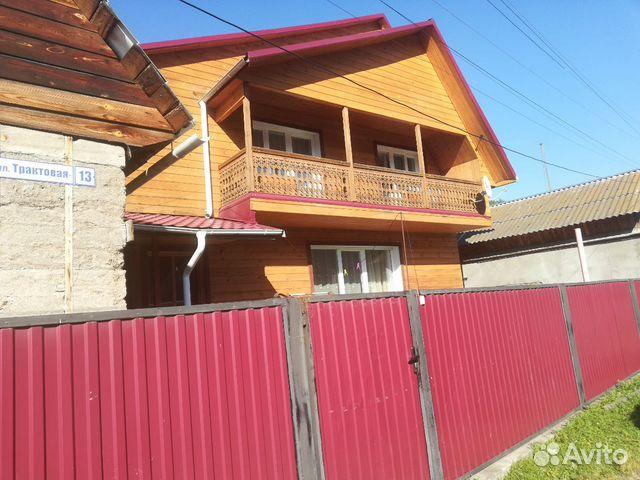 Дом 112 м² на участке 10 сот.  купить 1