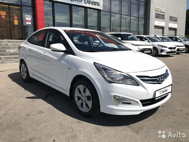 Hyundai Solaris, 2014  купить 3