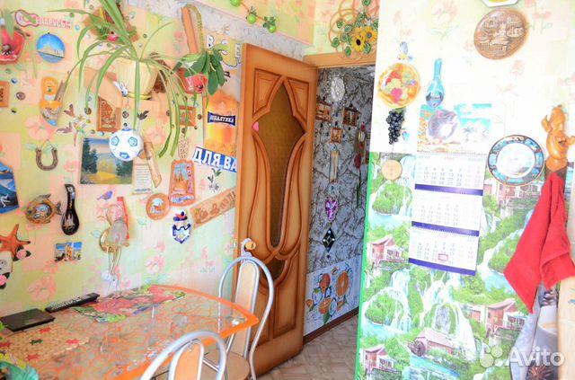 Комната 12 м² в 2-к, 5/9 эт.  купить 6