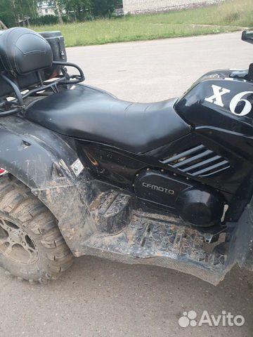 Квадроцикл CF Moto X6  89091395700 купить 4