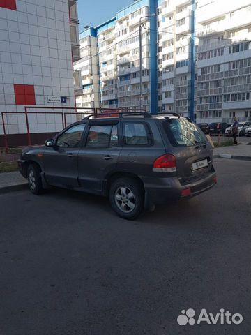 Hyundai Santa Fe, 2004  89065950585 купить 2
