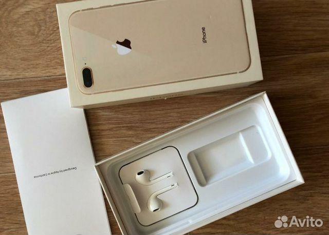 Наушники для iPhone 8+