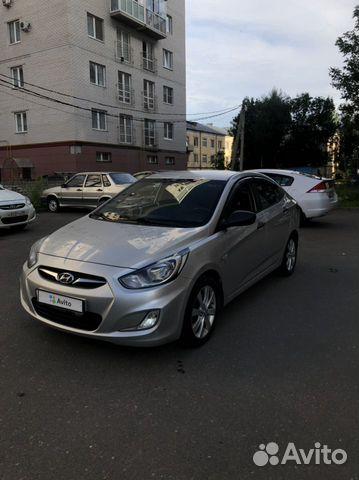 Hyundai Solaris, 2011  89092664733 купить 1