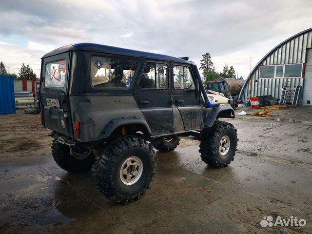 УАЗ Hunter, 2010  89615537647 купить 3