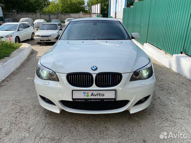 BMW 5 серия, 2008  89520226001 купить 8