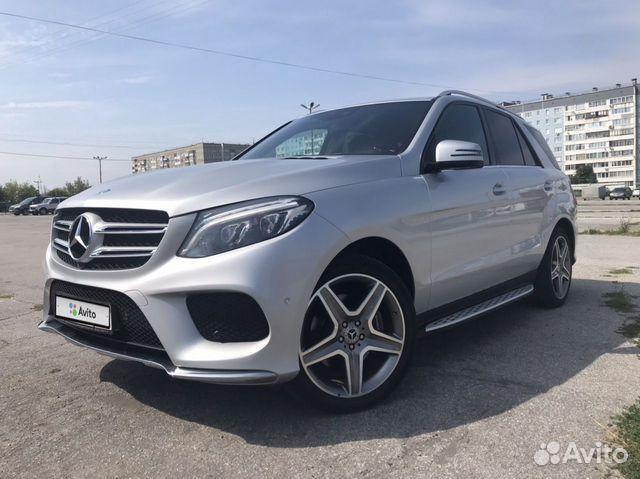 Mercedes-Benz GLE-класс, 2017  89226850000 купить 3
