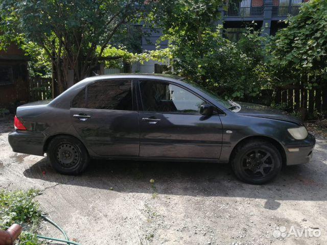 Mitsubishi Lancer, 2002  89062319629 купить 3
