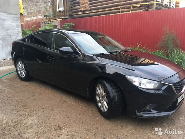 Mazda 6, 2013  89273028777 купить 4