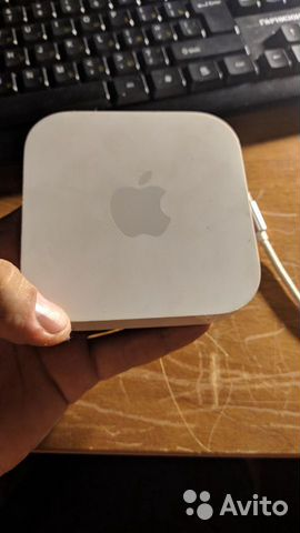 Wifi роутер apple airport