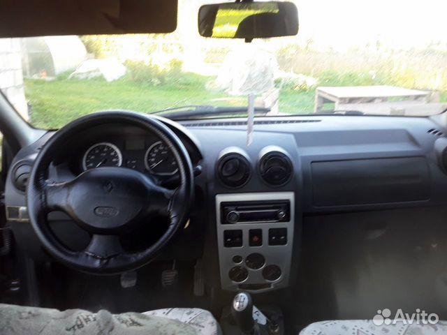 Renault Logan, 2006  89095757704 купить 8