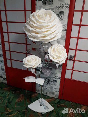 Торшер Ростовые цветы Роза  89009049190 купить 7