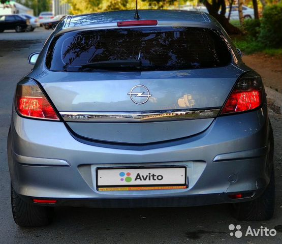 Opel Astra GTC, 2007  89625337853 купить 3