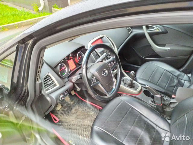 Opel Astra, 2012  89052977656 купить 8