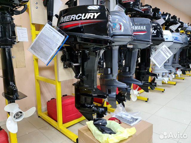 Мотор Mercury 30M (новые моторы с завода tohatsu)  83462447044 купить 3