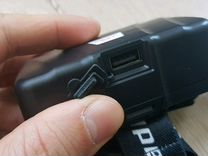 Новый,мощный налобный фонарь, диод xhp50