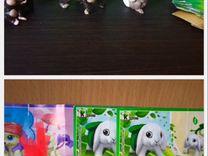 Семейки животных ; заяц в памперсе