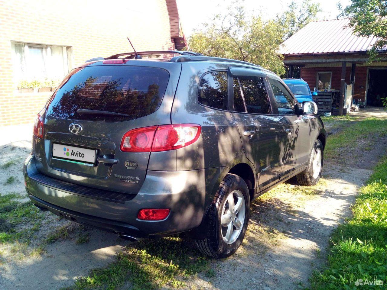 Hyundai Santa Fe, 2008  89097960302 купить 10