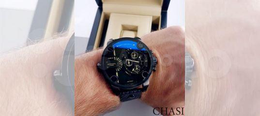 1ec4667424df Часы Diesel (00959) купить в Санкт-Петербурге на Avito — Объявления на  сайте Авито