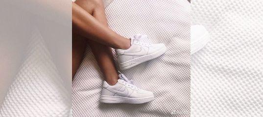 84f7bb34 Женские кроссовки Nike Air Force (35-41) купить в Санкт-Петербурге на Avito  — Объявления на сайте Авито