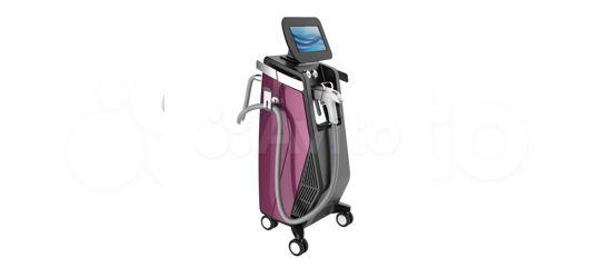 Новый диодный лазер для удаления волос (гарантия) купить в Санкт-Петербурге | Для бизнеса | Авито