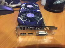 MSI GTX GeForce 1050ti 4Gb