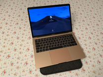 MacBook Air 13 2018 (Retina) Gold, Touch iD