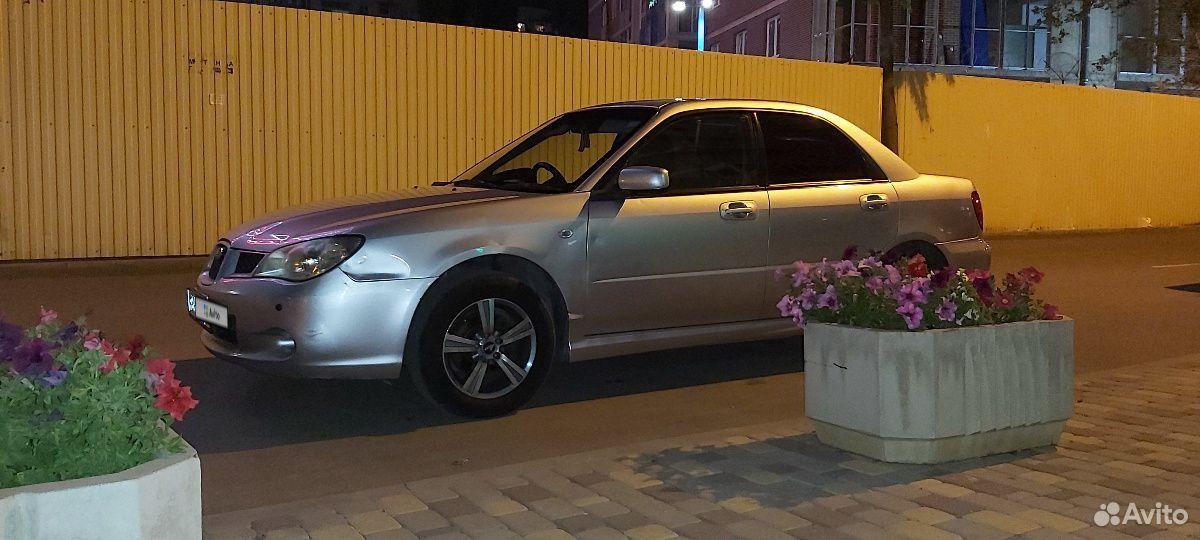 Subaru Impreza, 2007  89892102371 купить 1