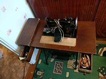 Швейная машина ножная + электро