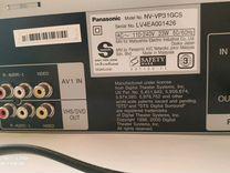 VHS/DVD проигрыватель Panasonic