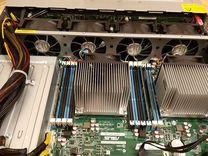 Сервер, серверная платформа asus RS720-X7/RS8 (2U) — Бытовая электроника в Обнинске