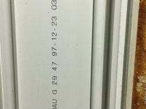 Стеклопакеты Rehau 2 шт с рамкой