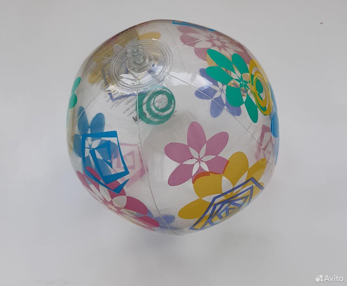 Мячик надувной  89616264175 купить 1