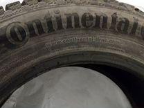 Зимние шины continental 215 60 r16