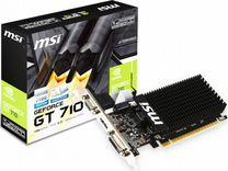 Видеокарта MSI Geforce GT 710 1 Gb