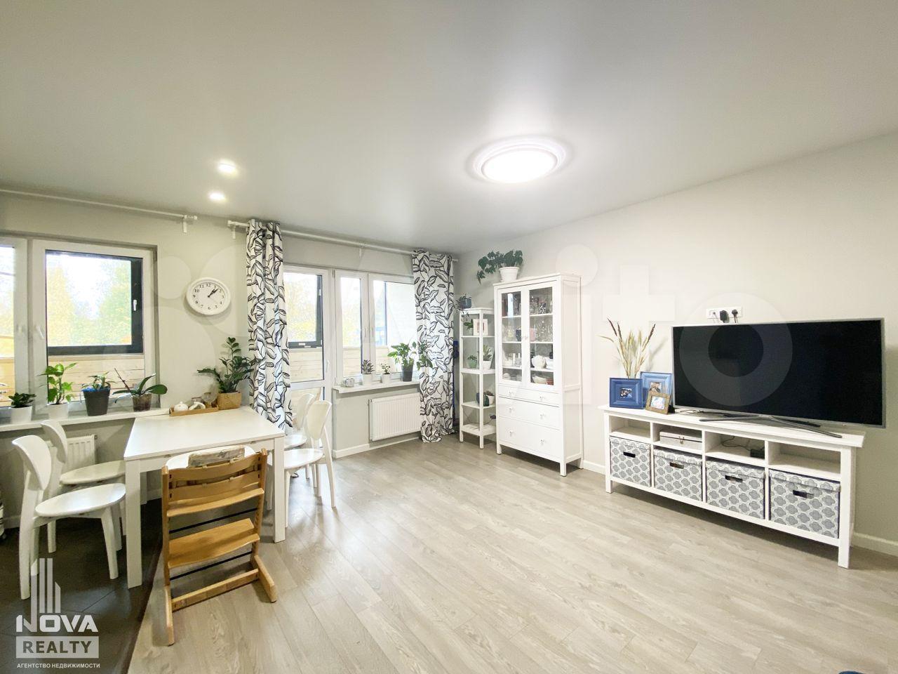 3-к квартира, 72 м², 4/12 эт.  89814010721 купить 4