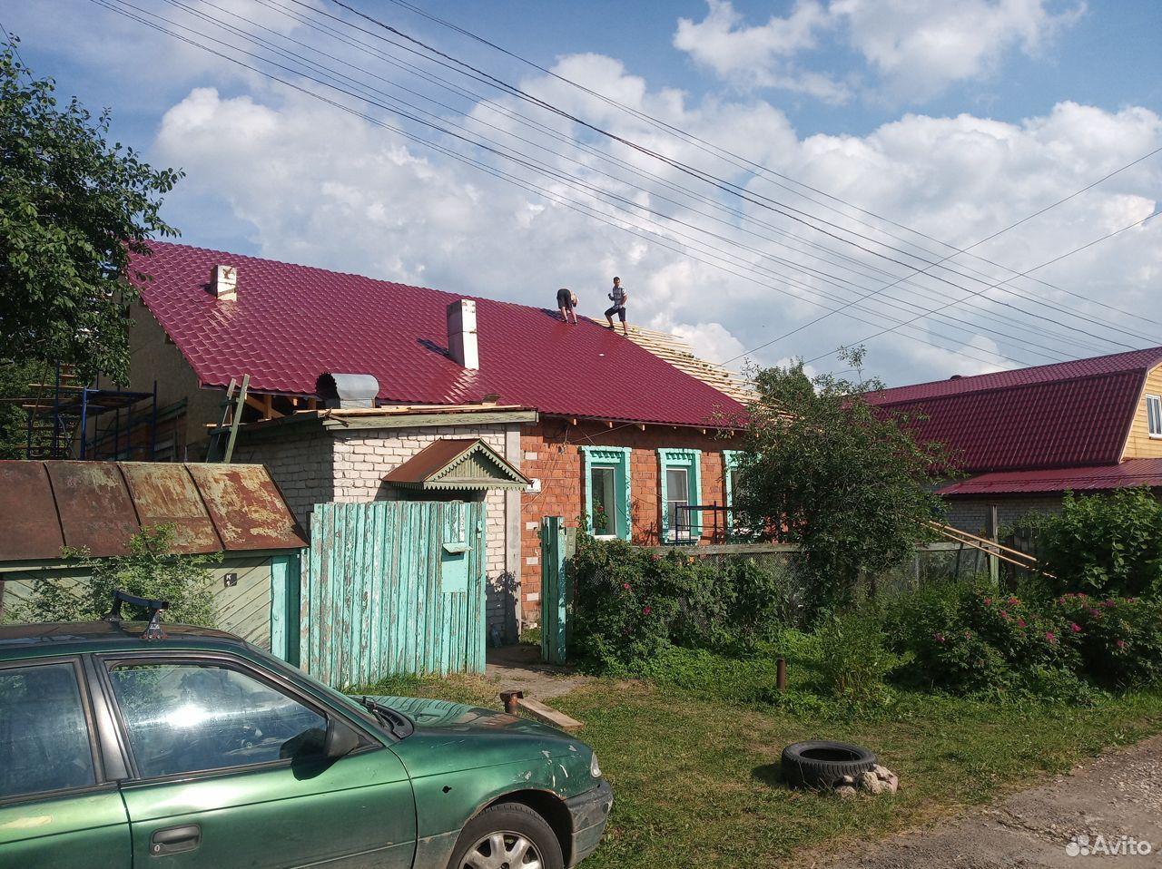 Крыша Кровля Профнастил Металлочерепица гибкая чер  89018713431 купить 6