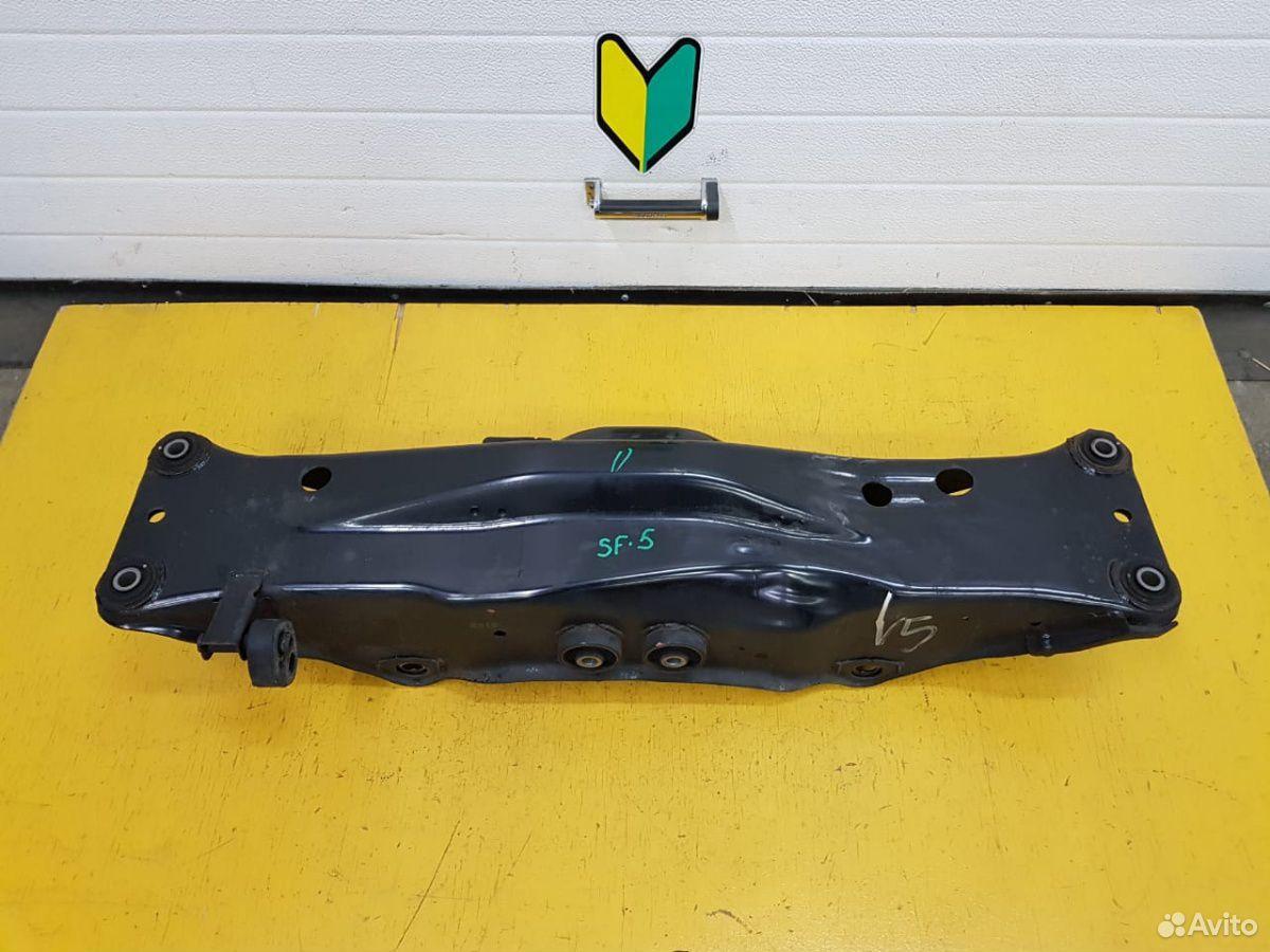 89625003353  Балка задняя Subaru Forester, SF5, EJ20