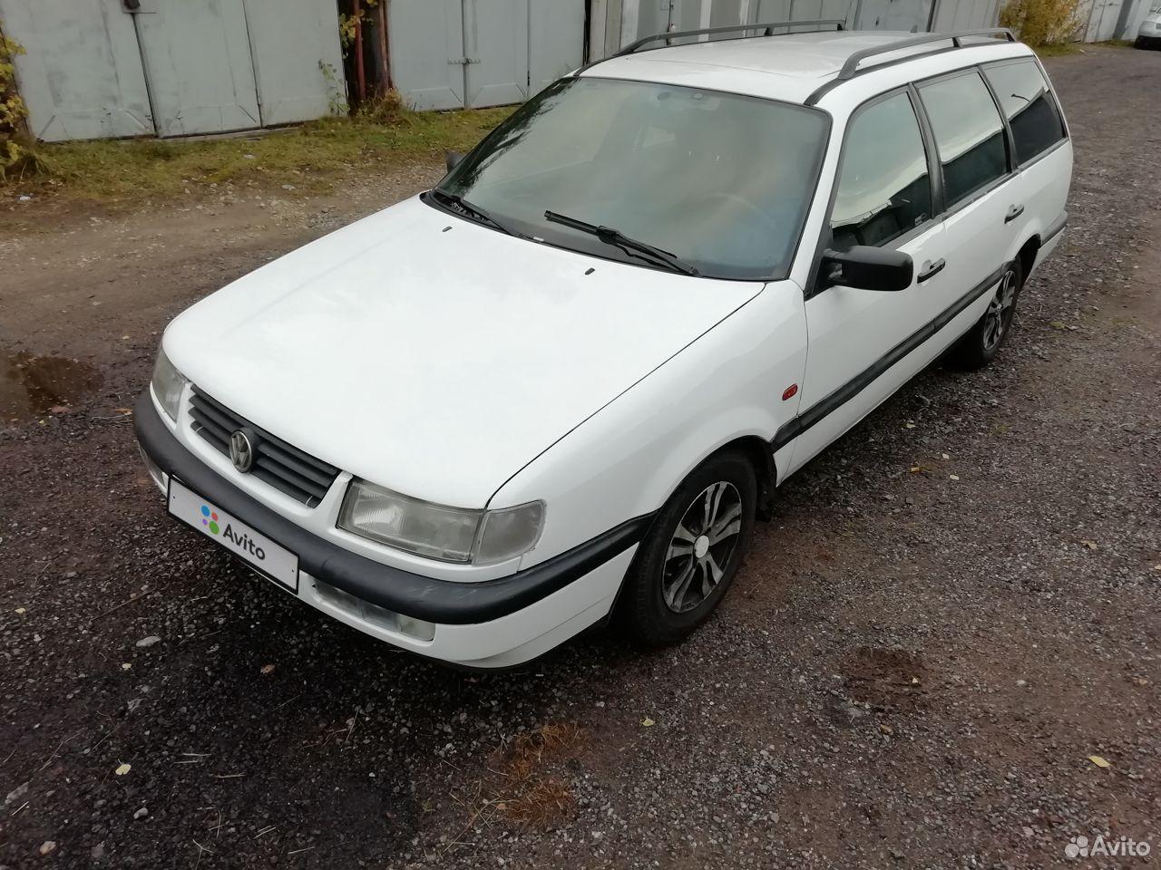 Volkswagen Passat, 1993  89111342446 купить 1