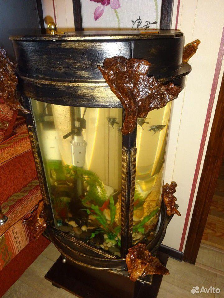 Аквариум для рыбок  89202043598 купить 2