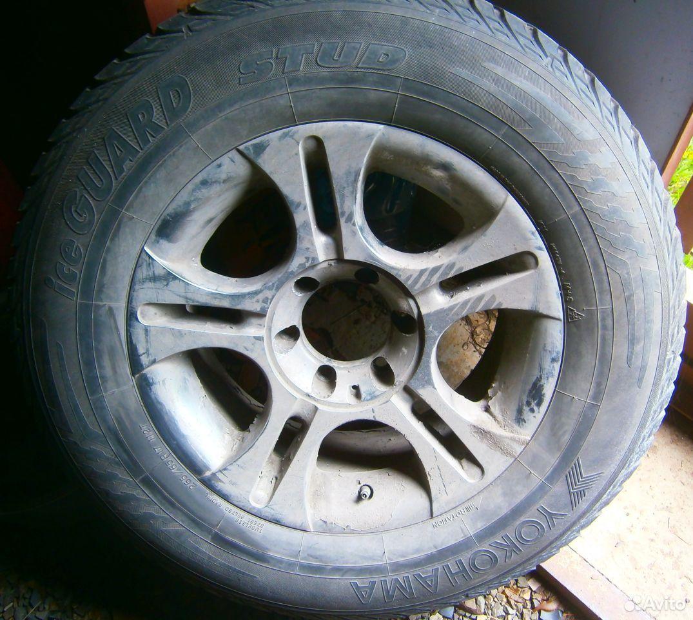 Колеса на mitsubishi pajero  89139139878 купить 1