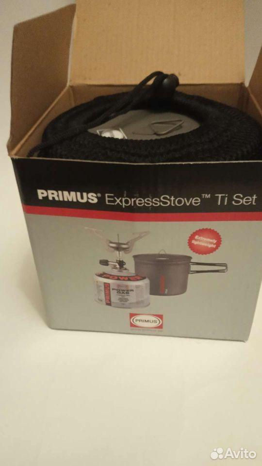 Титановая система Primus Express Stove Ti & TiTech  89885231497 купить 7