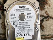 Жёсткий диск wd на 80 гб