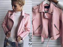 Куртка кожаная — Одежда, обувь, аксессуары в Геленджике