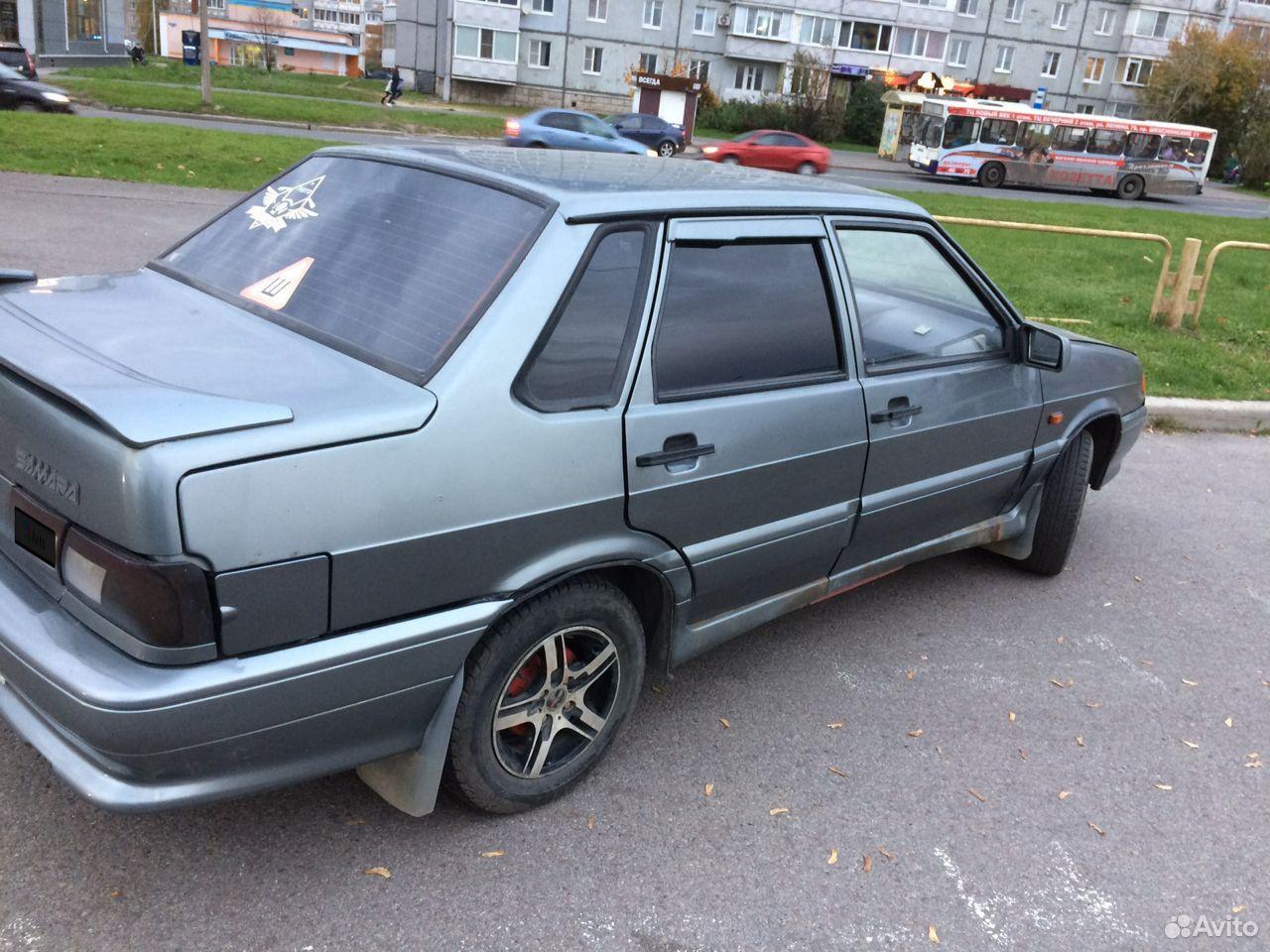 ВАЗ 2115 Samara, 2007  89062980789 купить 5