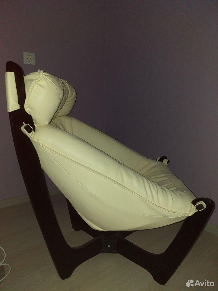 Кожаное кресло(Экокожа)