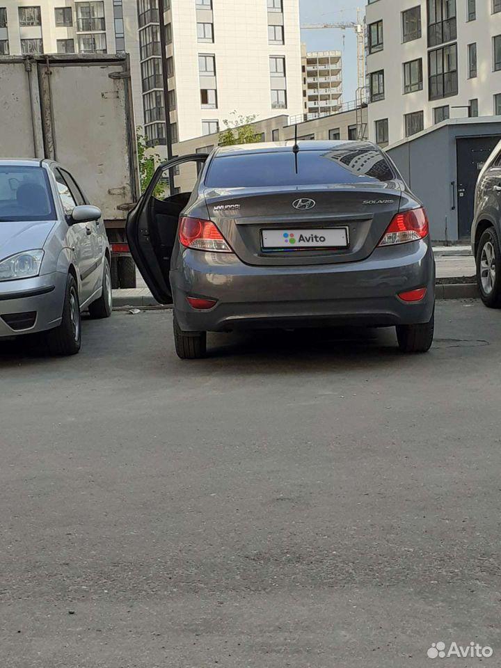 Hyundai Solaris, 2011  89836601365 купить 9