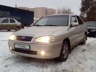 Chery Amulet (A15) 1.6МТ, 2007, 77000км