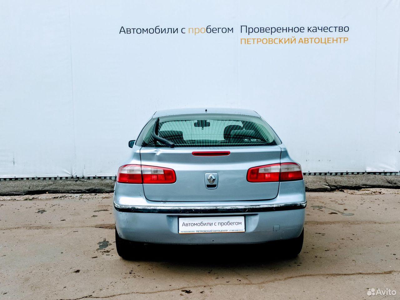Renault Laguna, 2002  84954871002 купить 5