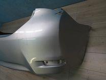 Бампер задний Toyota Королла E18 c 2013